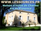 Bed and Breakfast - Guest House - Aix en Provence